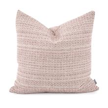 "20"" x 20"" Alton Blush Pillow - Poly Insert"