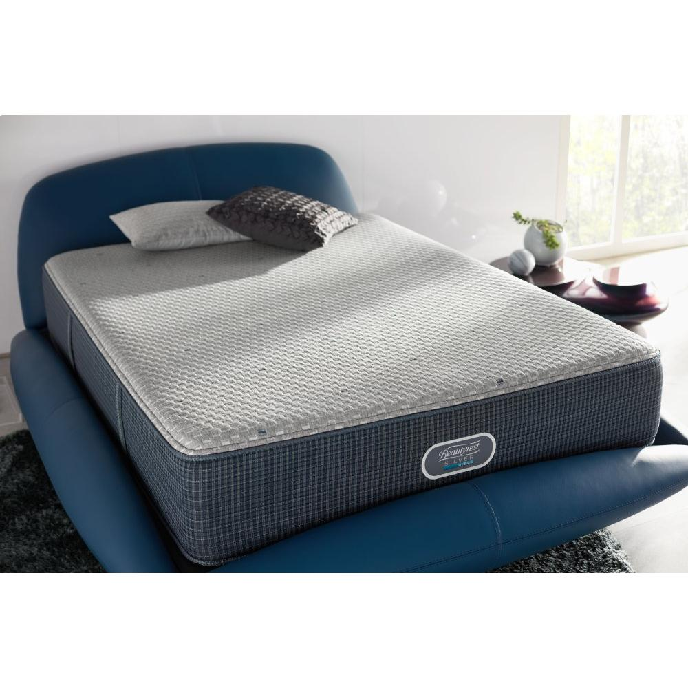 BeautyRest - Silver Hybrid - Sea Isle City - Tight Top - Luxury Firm - Cal King