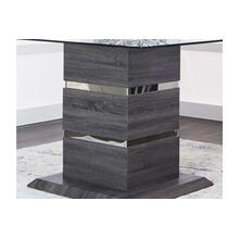 Gamma-charcoal Table Column