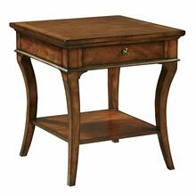 1-1104 European Legacy Square End Table