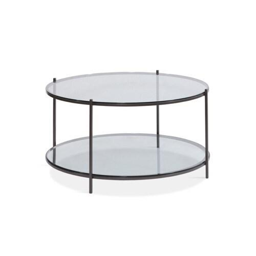Linville Champagne Linville Round Cocktail Table