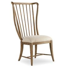 View Product - Sanctuary Tall Spindle Side Chair - 2 per carton/price ea