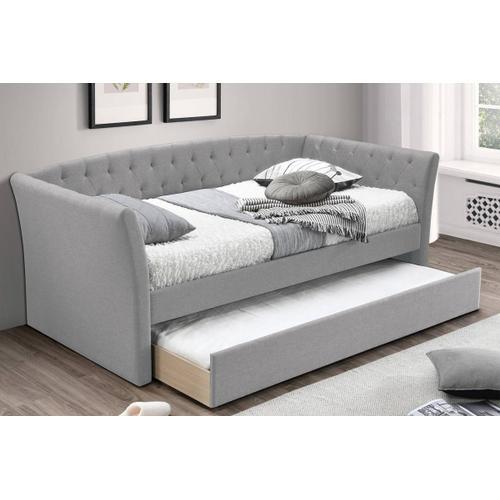 Poundex - Day Bed W/ Slats + Trundle