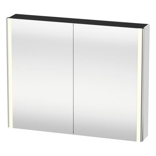 Duravit - Mirror Cabinet, White Matte