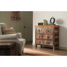 See Details - Transitional Reclaimed Wood Accent Cabinet