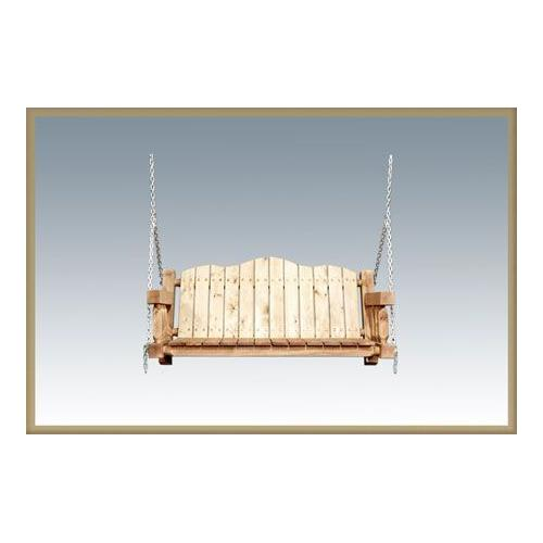 Montana Woodworks - Homestead Collection Porch Swing