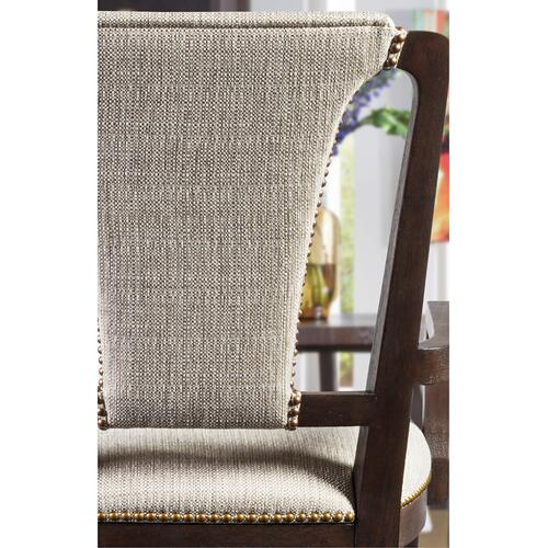 Verbatim Upholstered Arm Chair