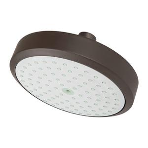 Oil Rubbed Bronze Single Function Shower Head