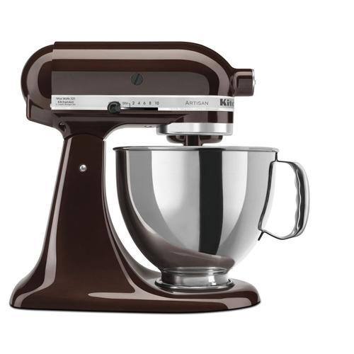 Gallery - Artisan® Series 5 Quart Tilt-Head Stand Mixer Espresso