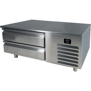 "U-Line60"" Freezer Base With Stainless Solid Finish (115v/60 Hz Volts /60 Hz Hz)"