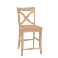 S-142B 24'' Vineyard stool