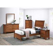 Harvest Twin Headboard