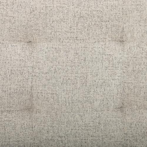 """King Size Plushtone Linen Cover Newhall Bed - 55"""""""
