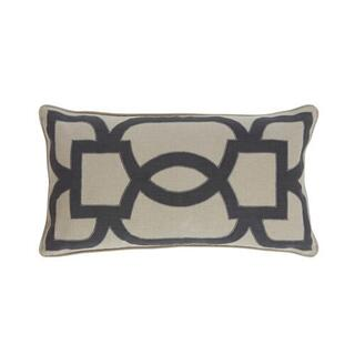 See Details - Nora Pillow Cover Grey