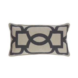 Nora Pillow Cover Grey