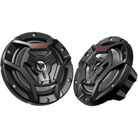 "[BLACK] 6-1/2"" 2-Way Coaxial Speakers"