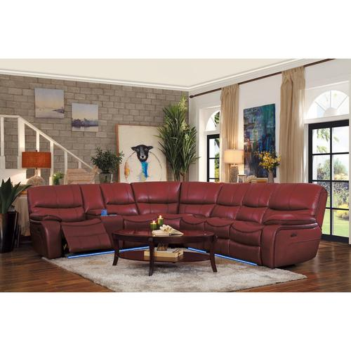 Gallery - Power Armless Reclining Chair with LED