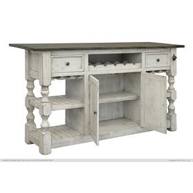 See Details - Mirror bar w/Glass Holders & Shelf