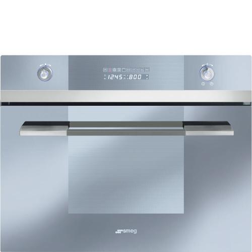 Smeg - Oven Silver SCU45VCS1