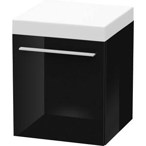Mobile Storage Unit, Black High Gloss (lacquer)