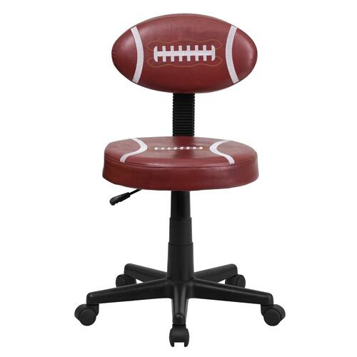 Football Swivel Task Chair