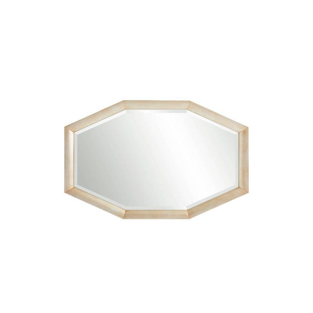 Panavista Panorama Polygon Mirror - Tarnished Silver Leaf