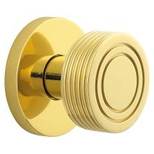 Lifetime Polished Brass 5045 Estate Knob