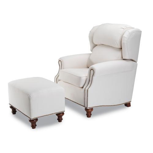 Gallery - Belvedere Chair & Ottoman