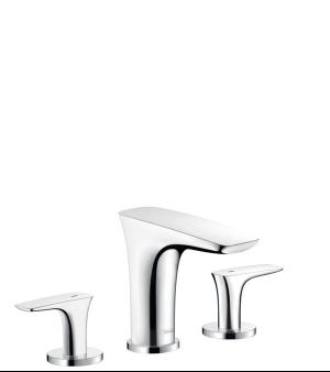 Chrome Widespread Faucet 110, 1.2 GPM Product Image