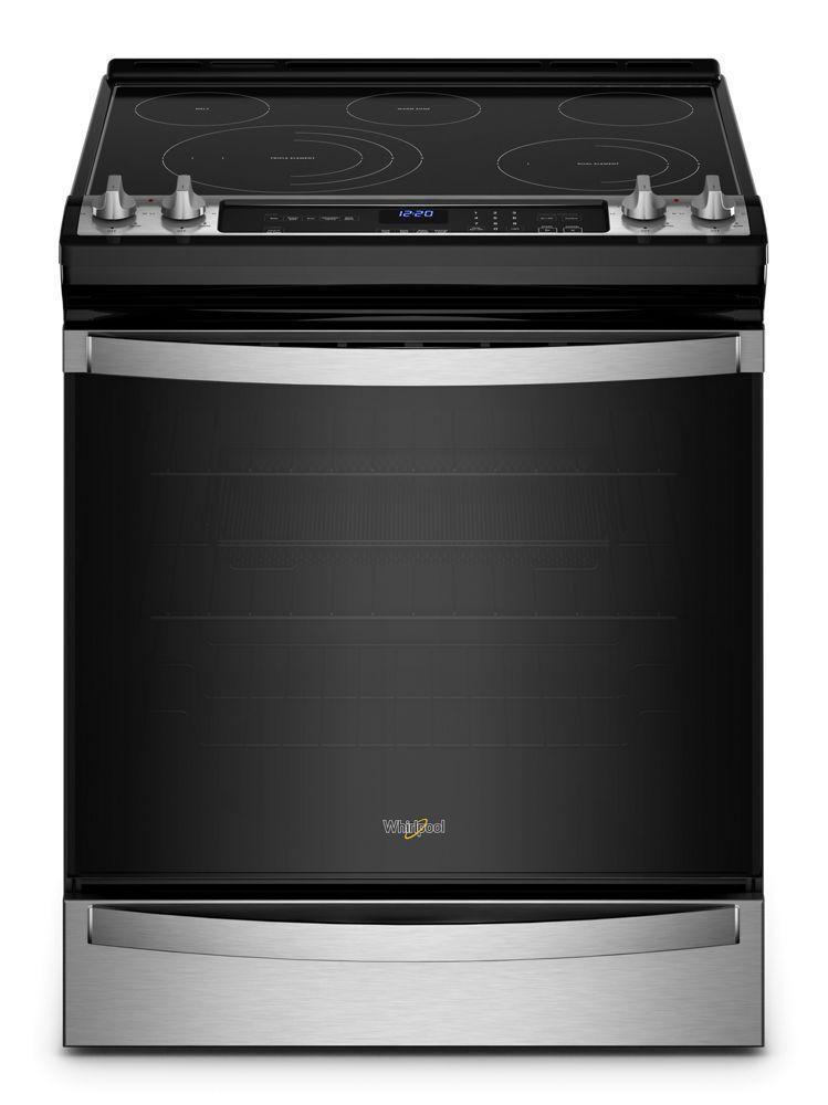 6.4 Cu. Ft. Whirlpool® Electric 7-in-1 Air Fry Oven