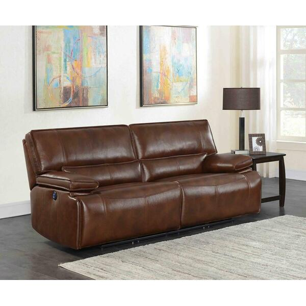 See Details - Power Sofa