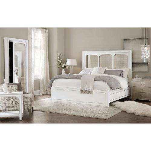 Bedroom Modern Romance 6/0-6/6 Panel Footboard