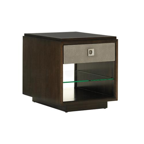 Chenault Storage End Table