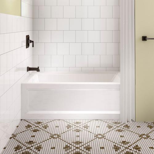 Town Square S 60x32-inch Bathtub  American Standard - Linen