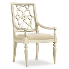 Dining Room Sandcastle Fretback Arm Chair - 2 per carton/price ea