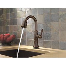 Venetian Bronze Single Handle Pull-Down Bar / Prep Faucet with Touch 2 O ® Technology