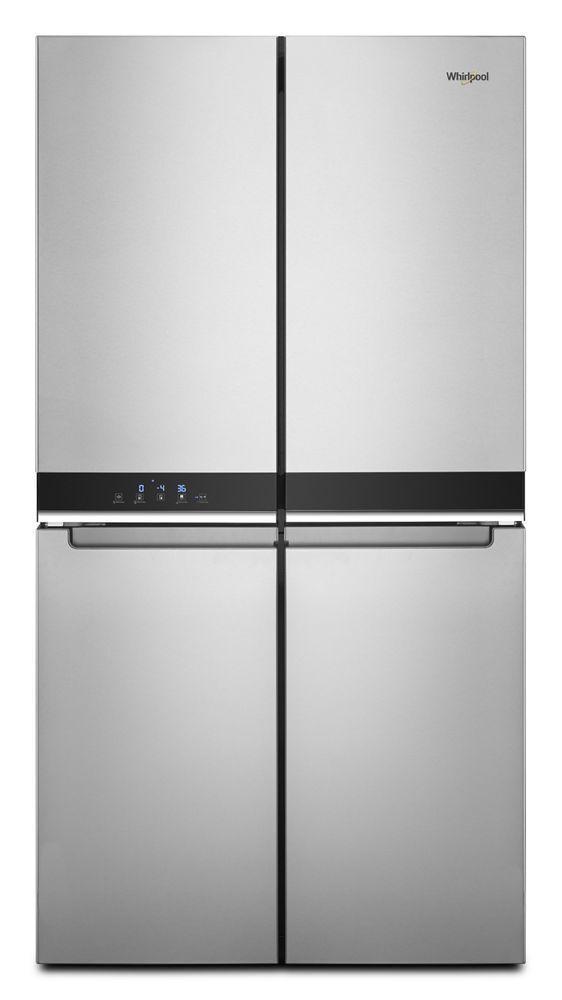 Whirlpool36-Inch Wide Counter Depth 4 Door Refrigerator- While Supplies Last