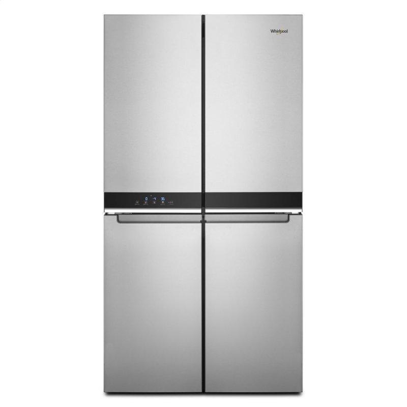 36-inch Wide Counter Depth 4 Door Refrigerator- WHILE SUPPLIES LAST
