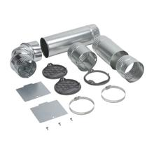 Dryer 4-Way Side Vent Kit