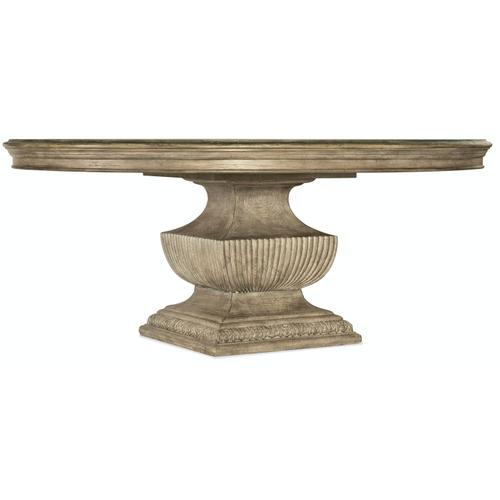 Dining Room Castella 72in Round Urn Table