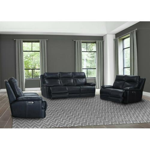 Parker House - PAXTON - NAVY Power Reclining Collection