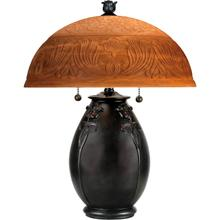 See Details - Glenhaven Table Lamp in Teco Rossa