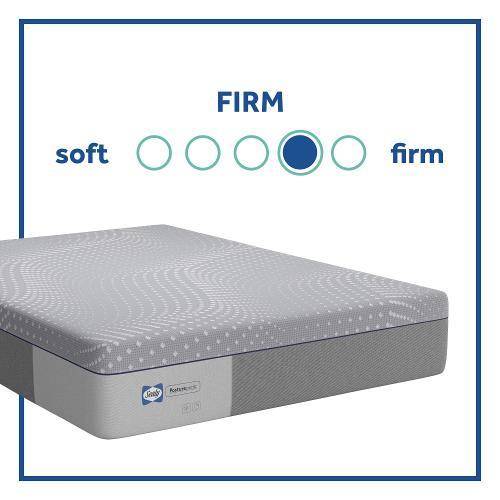 Sealy - Elsanta - Firm - Foam - Split King