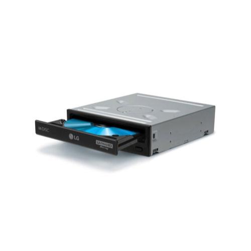 Internal Blu-ray Drive Ultra HD Blu-Ray Playback & M-DISC™ Support