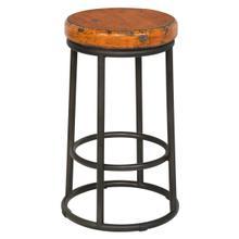 See Details - Jaden 24\u0022 Counter Stool Orange