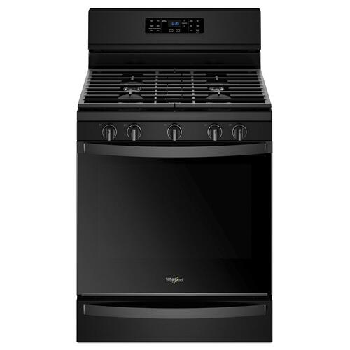 Product Image - 5.8 cu. ft. Freestanding Gas Range with Frozen Bake Technology