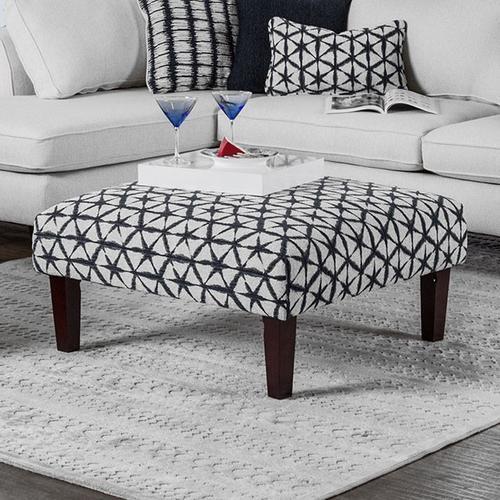 Furniture of America - Joya Ottoman