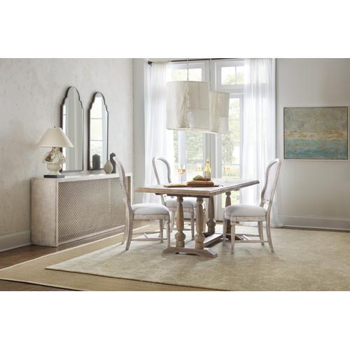 Hooker Furniture - Boheme Brasserie Friendship Table