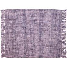 """See Details - Throw T1123 Lavender 50"""" X 60"""" Throw Blanket"""