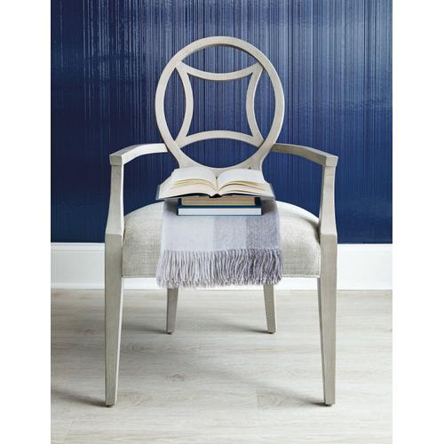 Gallery - Criteria Arm Chair in Heather Gray (363)